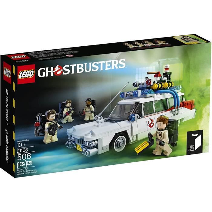 Jeux de construction LEGO 21108 Ghostbusters Ecto-1 Ensemble de Construction 51875