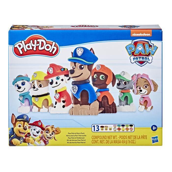 Play-Doh – Pâte A Modeler - Les héros Pat' Patrouille