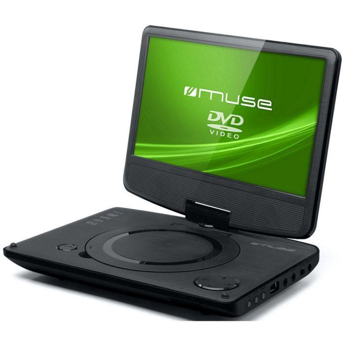 MUSE - M-970 DP Lecteur DVD portable