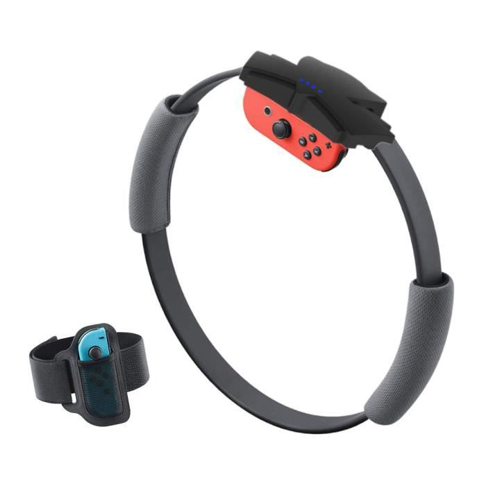 Anneau Fit Aventure Bundle Body Sense Ring Game Fitness pour N-Switch