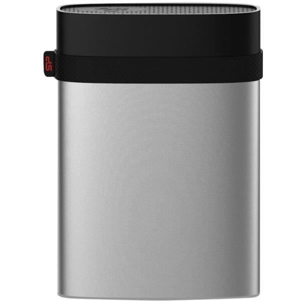 SILICON POWER Disque dur externe USB 3.0 A85 - 5 To - Argent