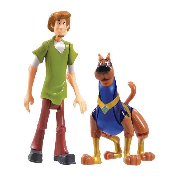 Scooby Doo -Pack de 2 figurines - assortiment aléatoire