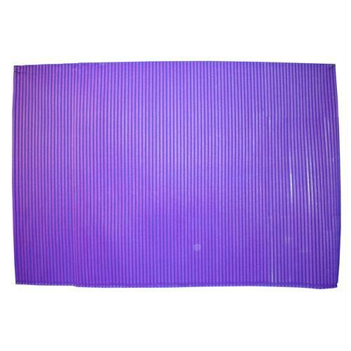 tapis de salle de bain antid rapant pvc violet achat vente tapis de bain cdiscount. Black Bedroom Furniture Sets. Home Design Ideas