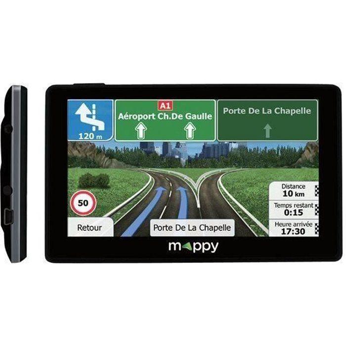 JOUR A MAPPY GPS MISE E508ND TÉLÉCHARGER ULTI
