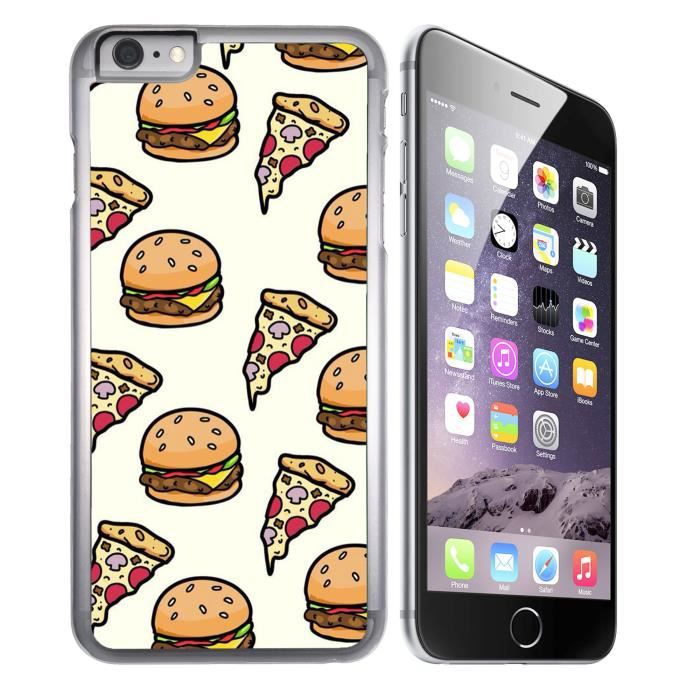 coque pizza iphone 8