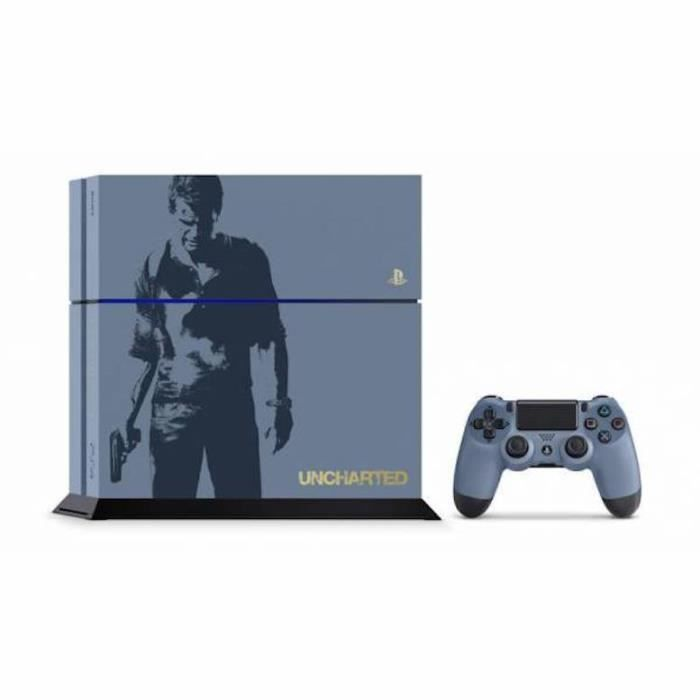 jeux pc video console consoles playstation  uncharted a thief s end limited f son