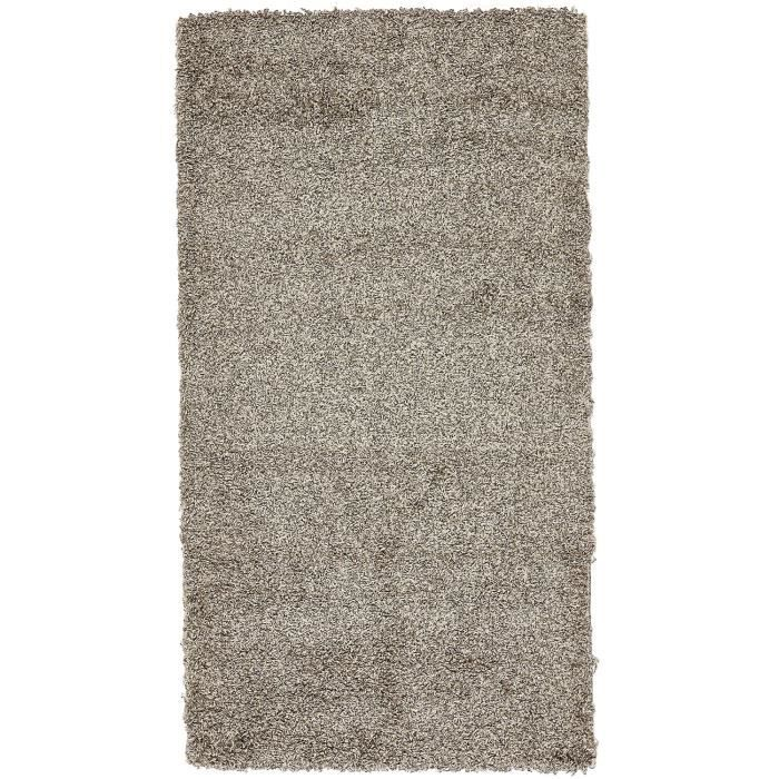 tapis de salon hautes meches shagyy first gris 120x170 par unamourdetapis tapis shaggy a poils. Black Bedroom Furniture Sets. Home Design Ideas