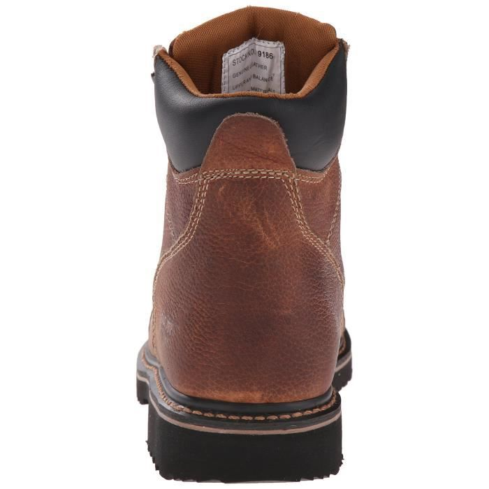 6-inch Comfort Work Boot GYUU0 Taille-47