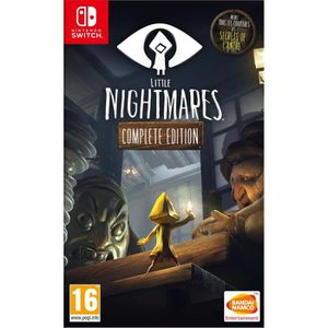 JEU NINTENDO SWITCH Little Nightmares: Edition Complete Jeu Switch