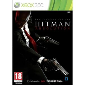 JEU XBOX 360 HITMAN ABSOLUTION PROFESSIONAL EDITION / XBOX 360