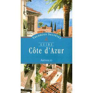 GUIDES DE FRANCE Côte d'Azur
