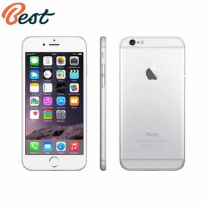 SMARTPHONE APPLE IPhone 6 16 Go Argent Smartphone portable dé