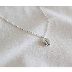 SAUTOIR ET COLLIER Collier HKD0R 925 femmes pendentif en argent sterl