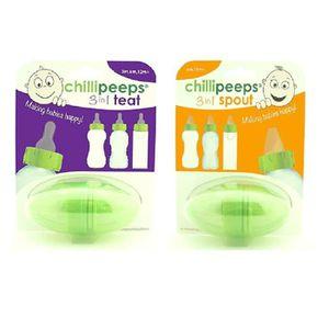 SET DE SOIN Bundle - Chillipeeps 3 en 1 ET Chillipeeps 3 Spout