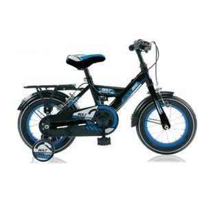 VÉLO ENFANT Vélo enfant Mickeybike 16' garçon noir-bleu (FW) (