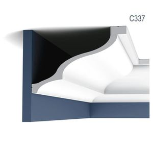 corniche de plafond achat vente corniche de plafond pas cher soldes d hiver d s le 11. Black Bedroom Furniture Sets. Home Design Ideas