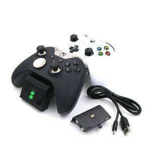 CHARGEUR - ADAPTATEUR  Chargeur 3 en 1 Xbox ONE - Xbox Ones - Elite avec