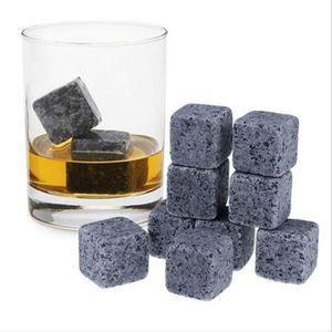 COUPELLE - COUPE GLACE réutilisable glace cube en pièrre 18 pcs - Glace c