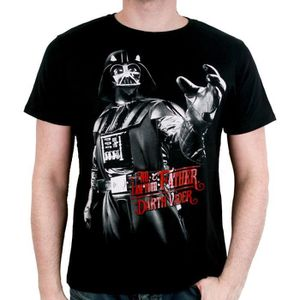 T-SHIRT Tshirt  Star Wars Vador - I am your father