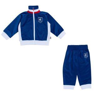 Ensemble de vêtements Survêtement bébé FFF - Collection officielle Equip