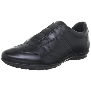BASKET Geox U34a5l Uomo Symbole, Sneakers-top 3O8Q88 Tail