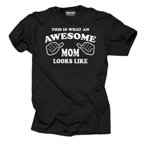 T-SHIRT super maman t - shirt cadeau pour maman - tee - sh
