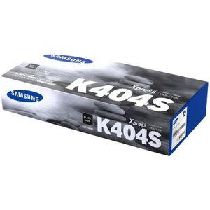 CARTOUCHE IMPRIMANTE Samsung Toner CLT-K404S Noir
