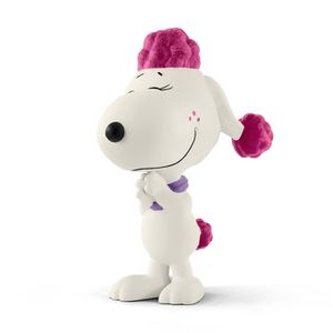 SCHLEICH arachides collection-Snoopy Joe Cool 5.5 cm hand painted figure