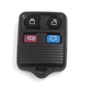 2X Neuf Porte-clés Télécommande 4 Bouton Etui REMPLACEMENT Sans clé Pour Ford