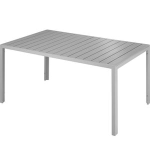 Table de jardin 140 cm