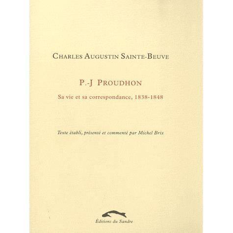 LIVRE SCIENCES PO  P.-J. Proudhon
