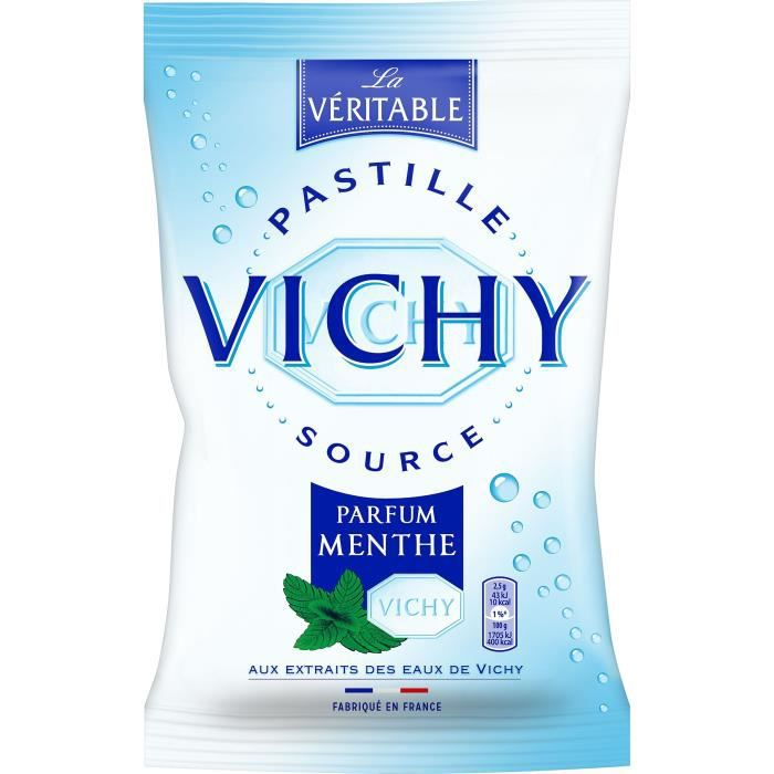 VICHY Bonbons Vichy Menthe - 230 g