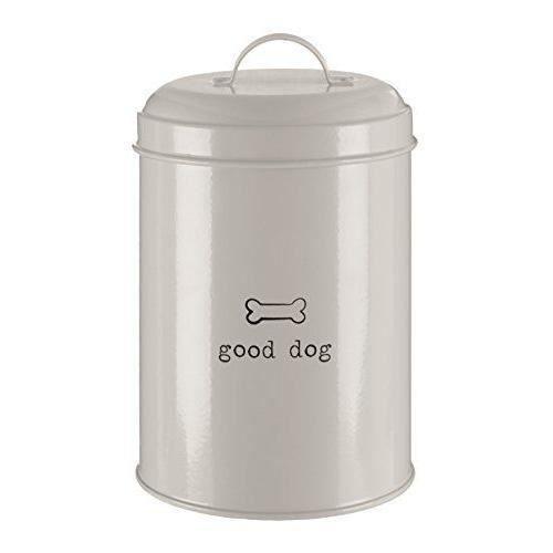 Premier Housewares adore Pets Bonne Nourriture Pour Chien ``Boîte de rangement, naturel, 1,2l - 0507519