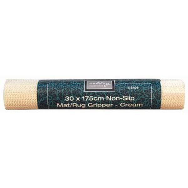Bandes anti-glisse pour tapis sur sols stratifiés 30x175cm