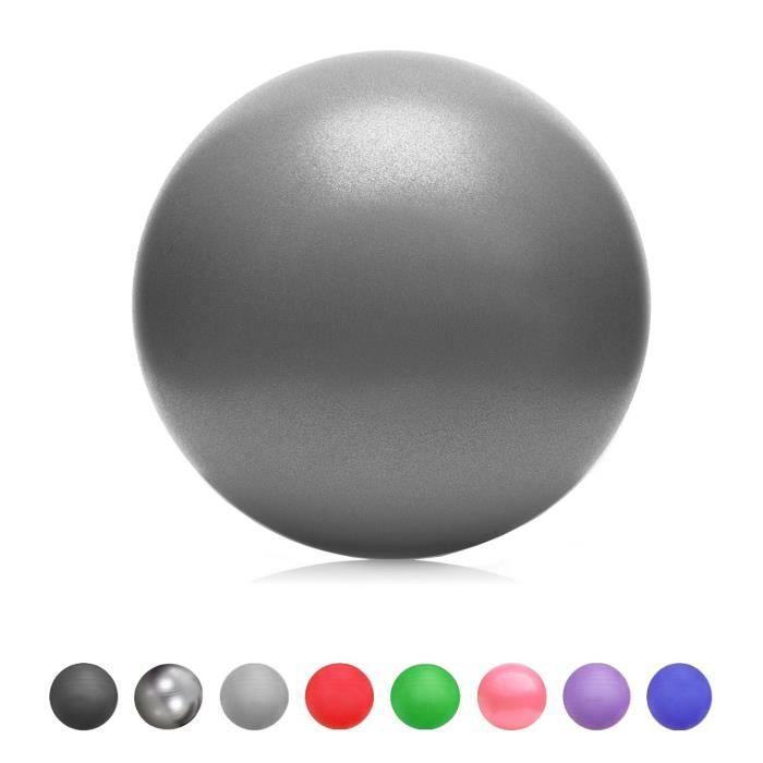 Glamexx24 doux Épaisseur Ballon de fitness anti-éclatement Ballon de gymnastique Pezzi Ballon Swiss Ball Ballon de fitness Pompe