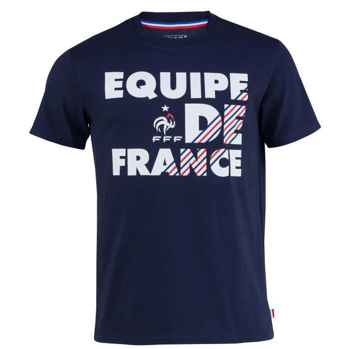 T-shirt FFF - Collection officielle Equipe de France de Football