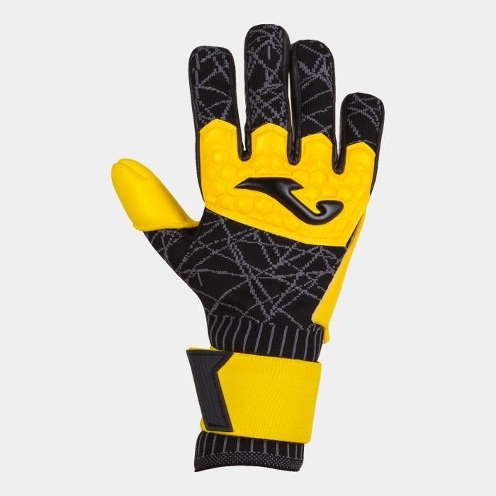 Gants de gardien Joma Area 360 - jaune/noir - 9