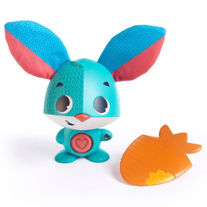 TINY LOVE Wonder Buddies Compagnon Interactif Thomas Le Lapin
