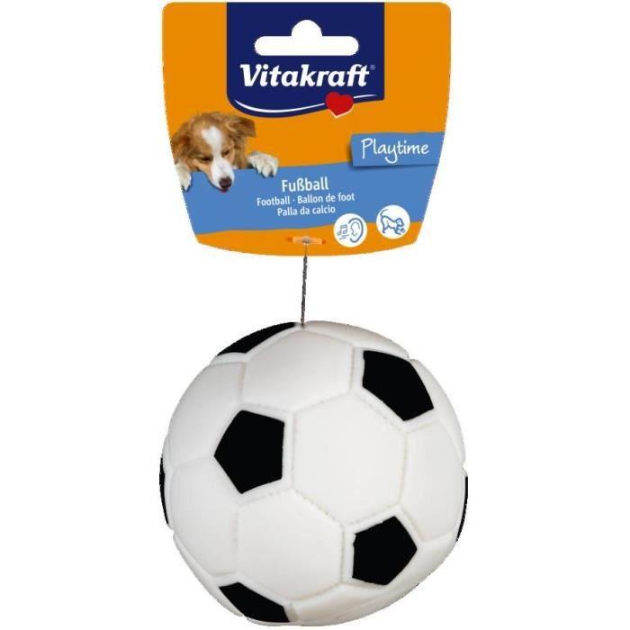 VITAKRAFT Jouet ballon de foot vinyle