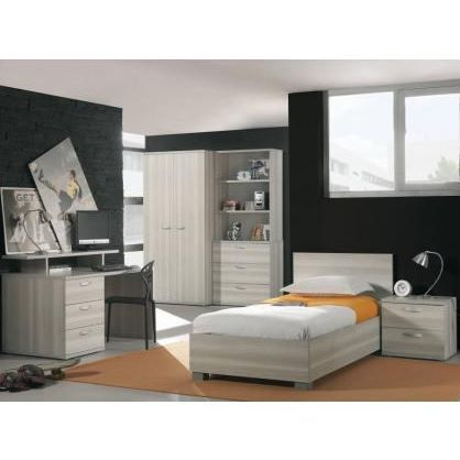 chambre enfant compl te anna achat vente lit complet chambre enfant compl te anna cdiscount. Black Bedroom Furniture Sets. Home Design Ideas