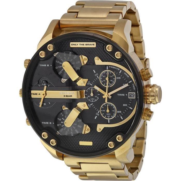 MONTRE DIESEL Montre bracelet DZ7333 - Pour homme - Quart
