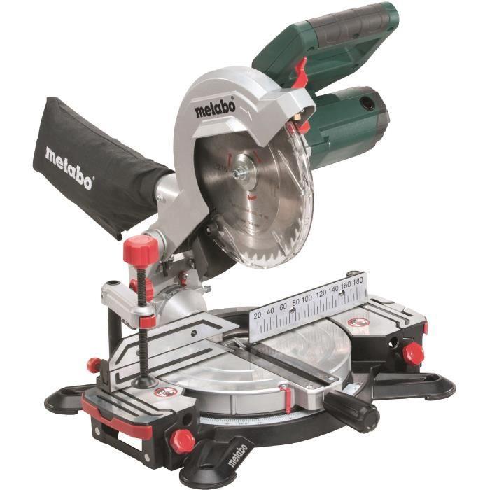 Extra Lame Makita LS0815FL 240 V 216 mm Coulissant composé Laser Scie à onglet