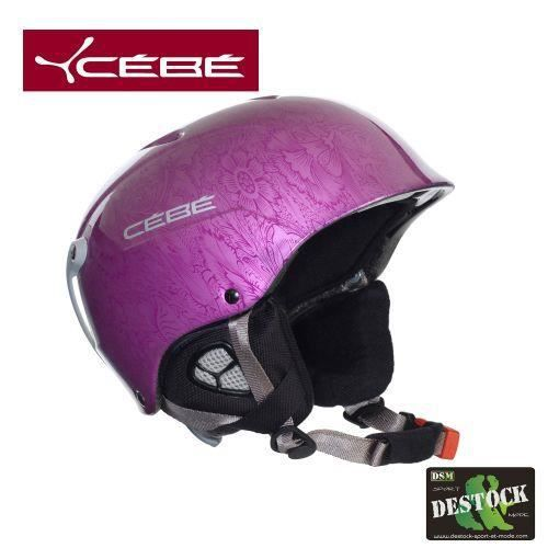 casque violet ski snowboard achat vente casque. Black Bedroom Furniture Sets. Home Design Ideas
