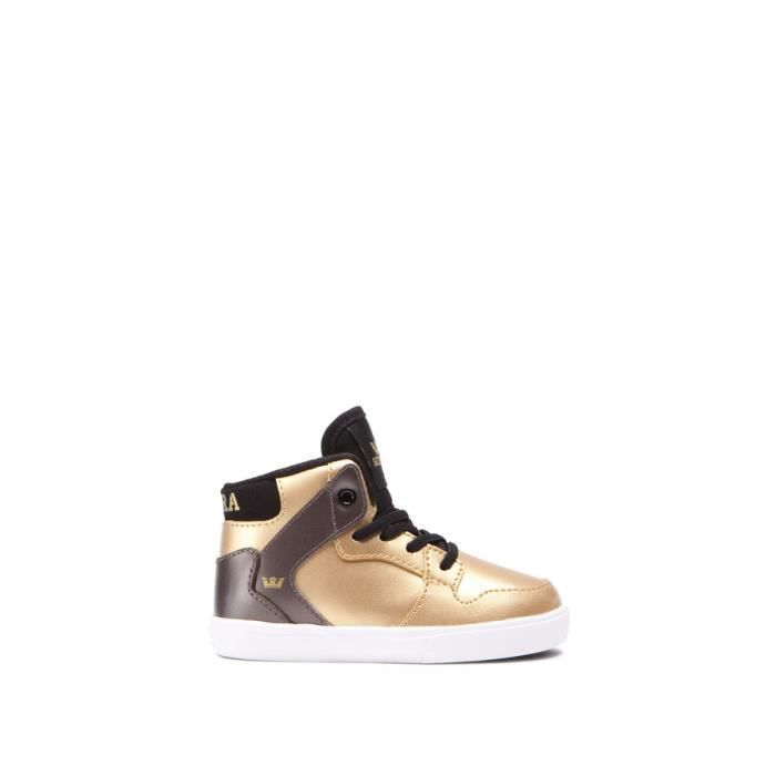 Chaussures white black TODDLER TODDLER gold SUPRA VAIDER SUPRA black white Chaussures gold SUPRA VAIDER Chaussures 8x1BaFwq