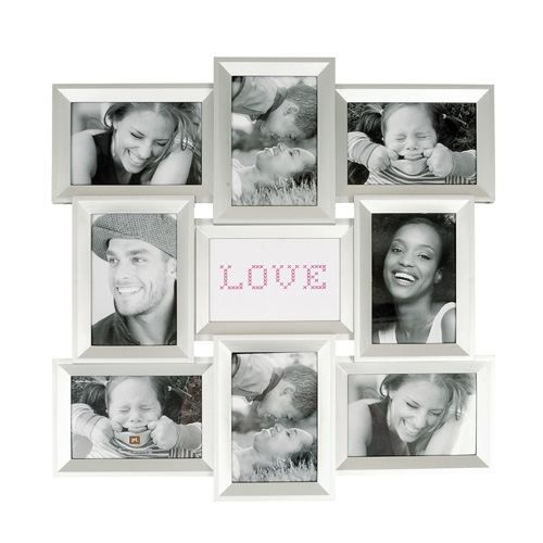 cadre photo pt amour collage achat vente cadre photo cdiscount. Black Bedroom Furniture Sets. Home Design Ideas