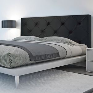 tete de lit avec rangement achat vente tete de lit. Black Bedroom Furniture Sets. Home Design Ideas
