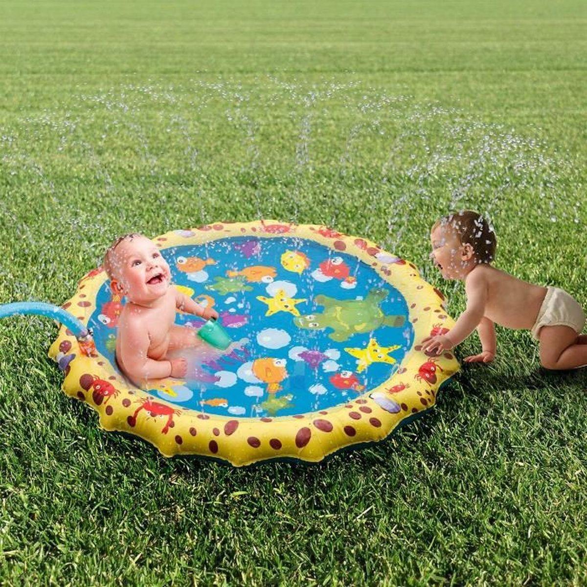 Splash About Haut Unisexe pour Enfant Protection UV S sous la mer.