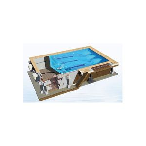kit piscine bloc polystyrene 8 x 4 m avec pi ce achat vente piscine kit piscine bloc. Black Bedroom Furniture Sets. Home Design Ideas
