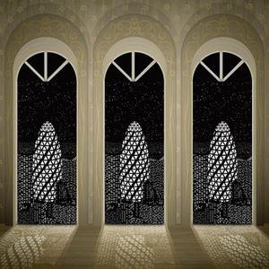 RIDEAU Blackout HoleRoll rideaux avec des trous incroyabl