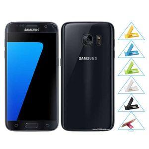 SMARTPHONE Noir Samsung Galaxy S7 G930F 32GB occasion débloqu